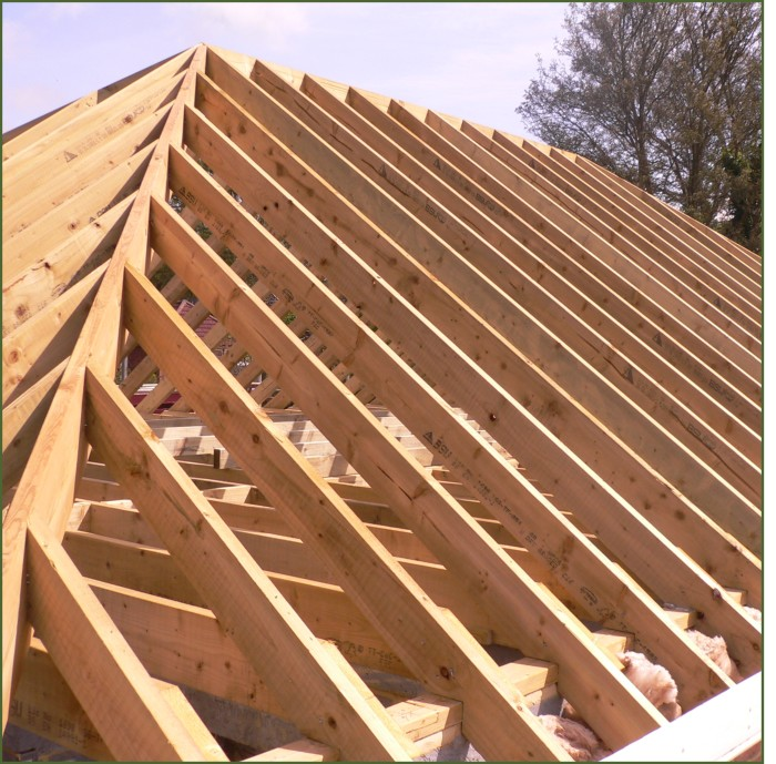 Hand Cut Roofs Home Page